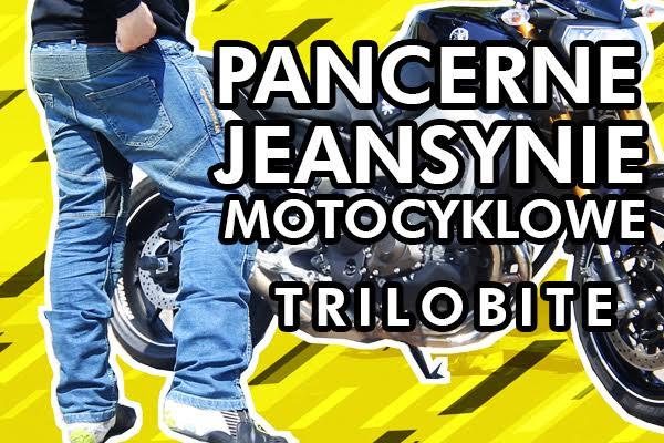 Czy Jeansy Motocyklowe za 800zł są warte swojej ceny?