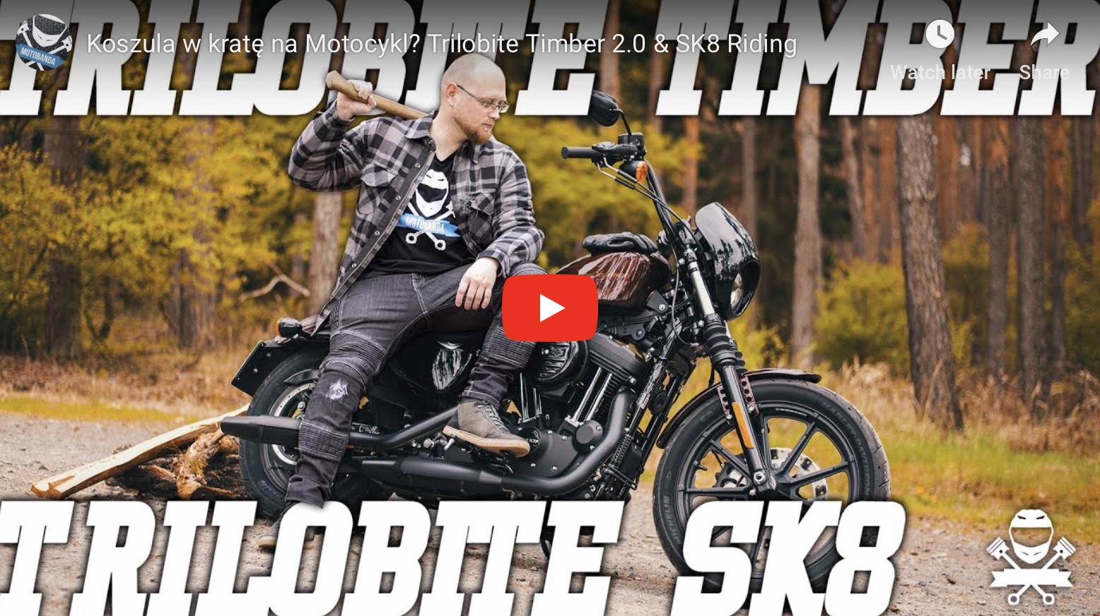 Czy koszula flanelowa na motocykl chroni?